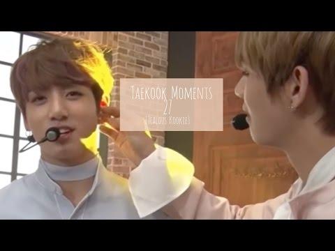 Taekook Moments - 27 [Jealous Kookie]