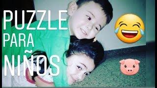 ROMPECABEZAS para NIÑOS!!! (PUZZLE for CHILDRENS)