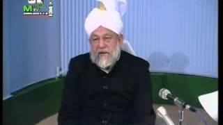 Darsul Quran 22 Février 1994 -  Surah Aale Imraan versets (157-160)
