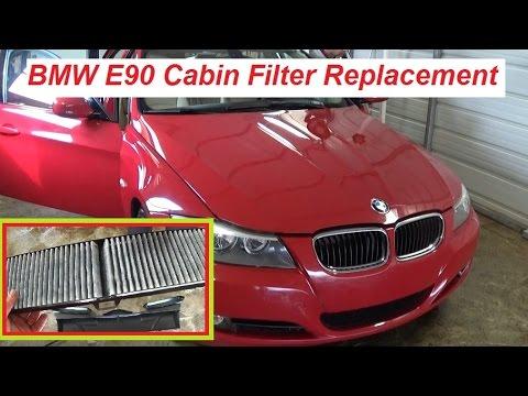 bmw 320d engine oil change 3 series 2005 2011 doovi. Black Bedroom Furniture Sets. Home Design Ideas