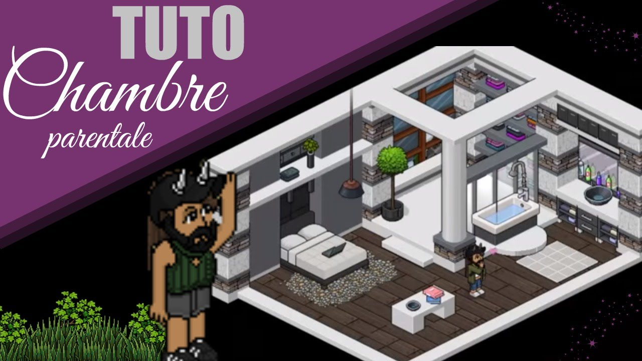 Wibbozone chambre parentale tuto youtube - Photo de chambre parentale ...