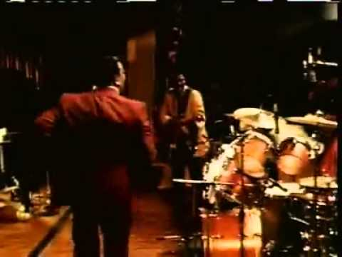 James Cleveland Removes Drummer from Stage