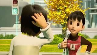 Ae Dil Na Kar Tu Chahate | Nobita Shizuka Love Story | Animiert | Wahre Liebe | Romantik Sizuka
