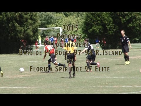 Wide World of Soccer: 2015 Potomac Tournament in Maryland