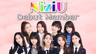 Download 【NiziU】 デビューメンバー紹介・debut members (虹プロ Nizi Project) Mp3 and Videos