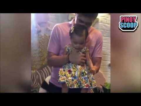 Marian Rivera And Dingdong Dantes Daughter Baby Zia's Birthday Party - 동영상