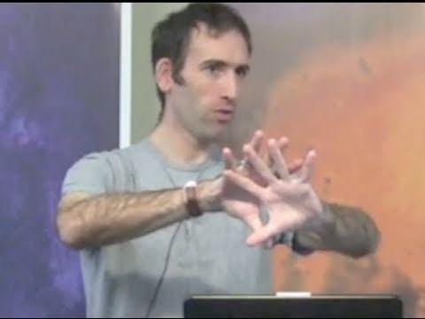Evidence for Ocean on Titan - Francis Nimmo