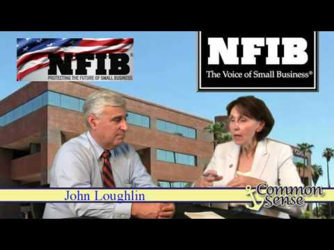 Interview Segment 1   John Loughlin talking about business climate in Rhode Island