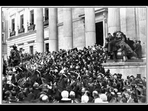 ANIVERSARIO MUERTE DE CANALEJAS - 12 de noviembre de 1912
