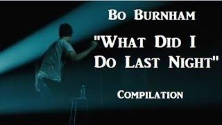 بو بورنهام | ''ماذا فعلت الليلة الماضية'' | تجميع