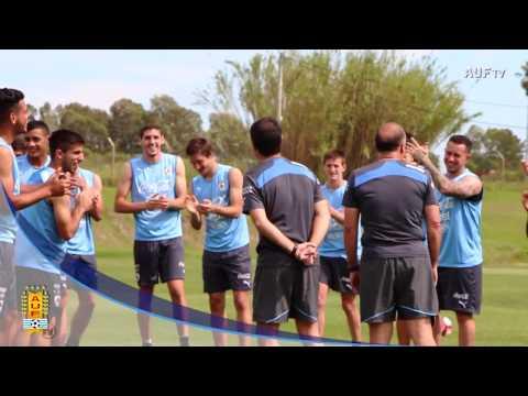 #Sub20 | Preparación para el Sudamericano de Ecuador