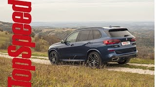 TEST BMW X5 xDrive 30d