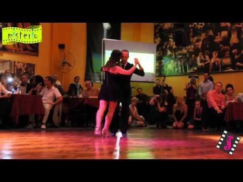 CAROLINA LAFATA Y PABLO VILLARRAZA en el MISTERIO TANGO FESTIVAL 2015