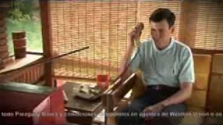 Giro millonario - Western Union commercial
