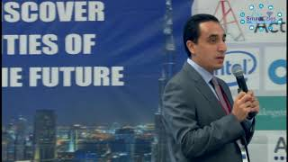 Mahmoud El-Banna, Director Nokia UAE - Smart Grids empowers Smart, Safe and Sustainable Cities.