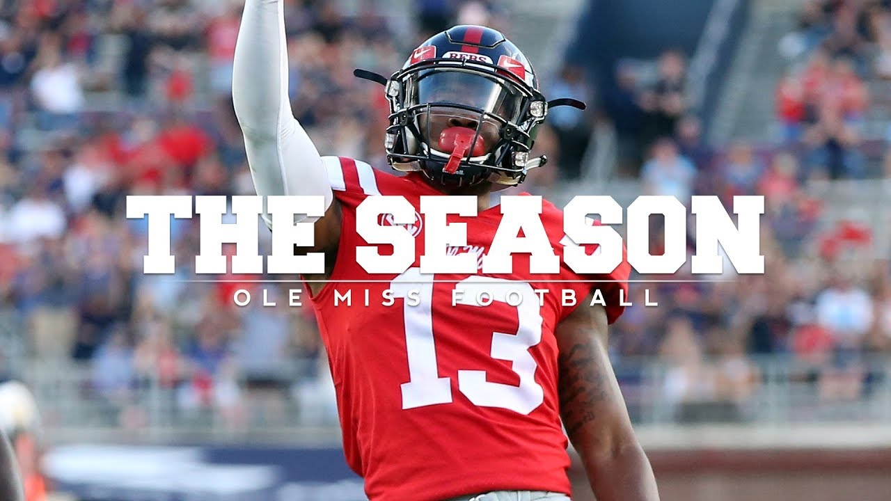31805dbf30e The Season: Ole Miss Football - SIU (2018) - YouTube