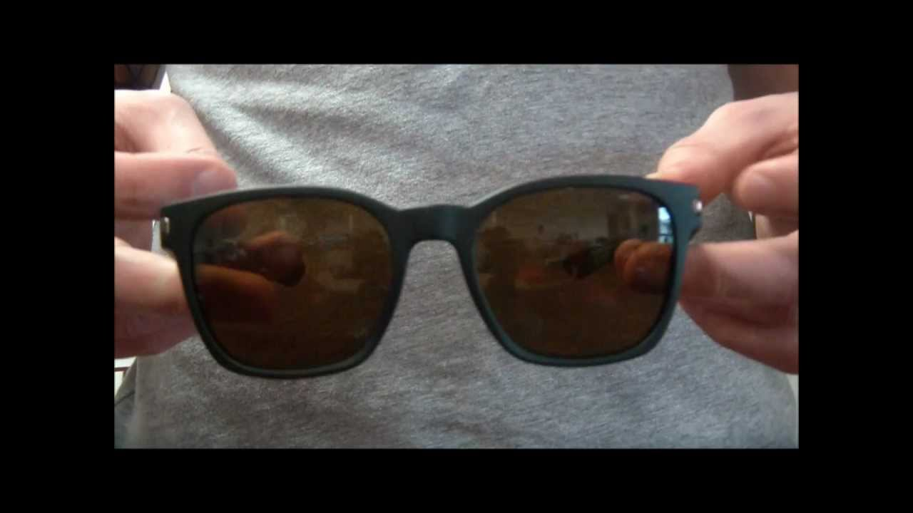 babc416439d Oakley Garage Rock Sunglasses Review - OO9175-03 - YouTube