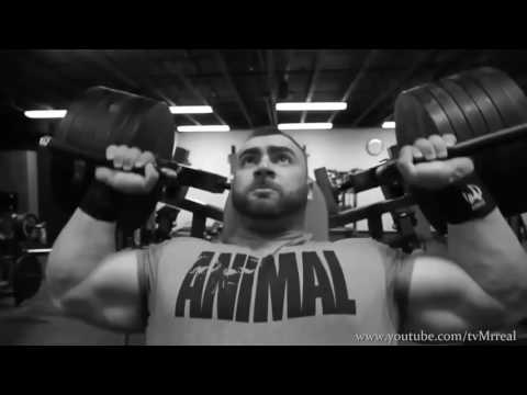 Bodybuilding Motivation Superhero