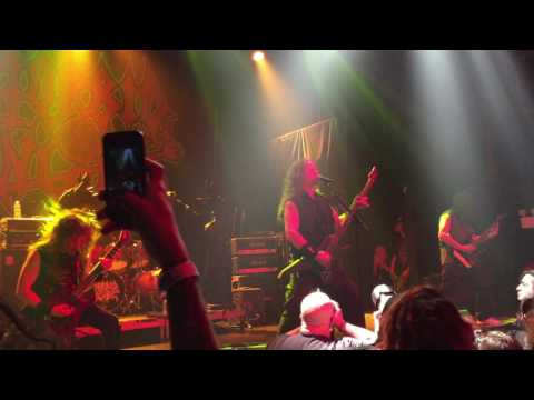 May 29 2017 Morbid Angel (full live concert) [Gramercy Theatre, New York City]
