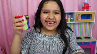 शफा और उसकी जुड़वाँ बहन को चाहिए एक जैसी स्लाइम!!!!!!!!