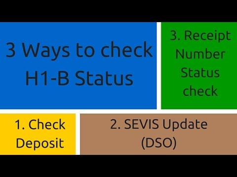 3 Ways to Check if H1B Visa is Selected in Lottery - Admit School