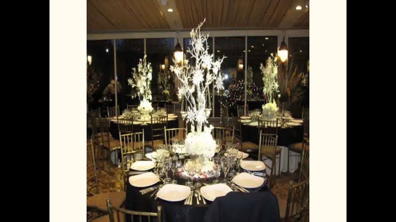 New Wedding Reception Decoration Rentals - YouTube