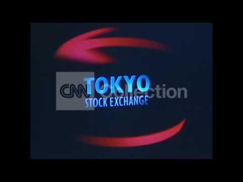 JAPAN TOKYO STOCK EXCHA
