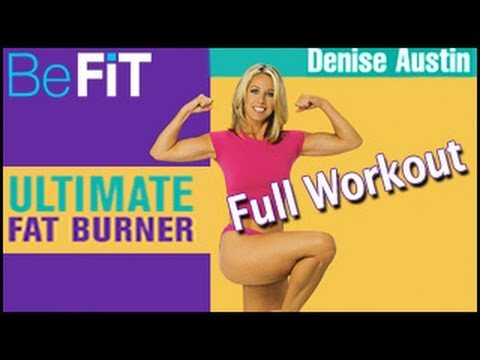 Denise Austin: Ultimate Fat Burner Complete Weight Loss Work