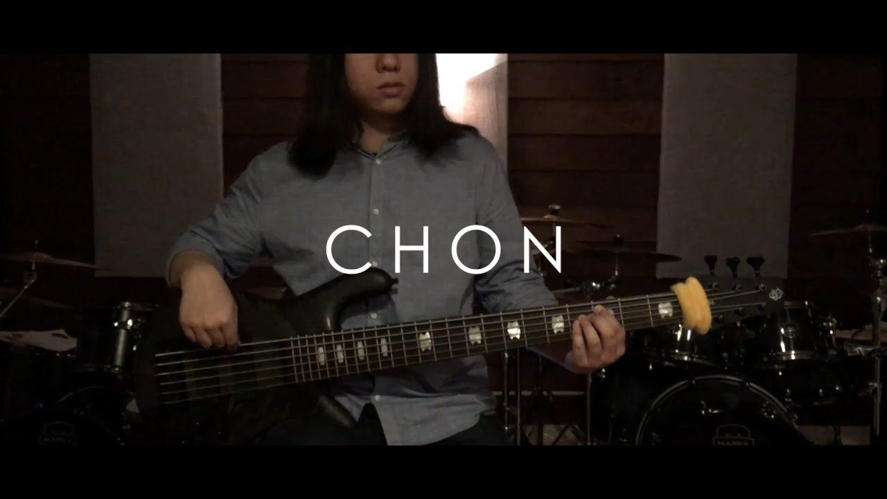 CHON - The Perfect Pillow (TAB + Bass cover) - YouTube