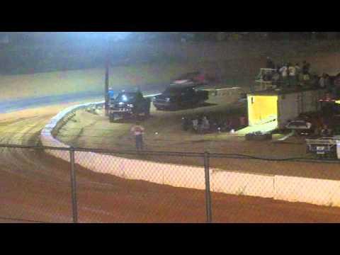 Cochran Motor Speedway Late Model Race 4-28-2012.wmv