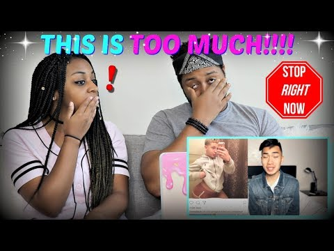 "Thumbnail: Ricegum ""This Girl / Boy ? Must Be Stopped !!!"" REACTION!!!"
