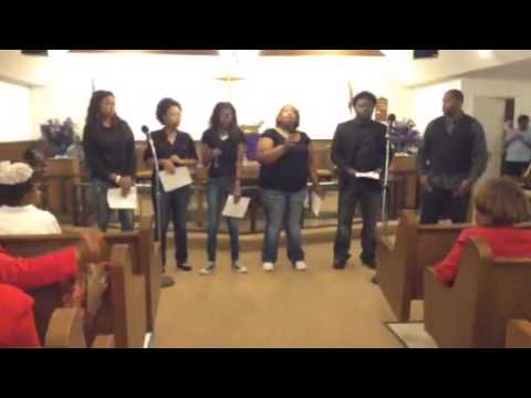 Starrville Young Adults Black History - Gospel Medley