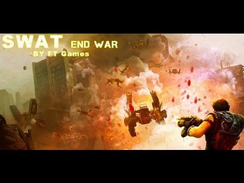 SWAT End War Android App Review - CrazyMikesapps