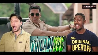 Khiladi 786 Fight Scene | Akshay Kumar Reveals Himself & Beat Rowdies Reaction | By Stageflix