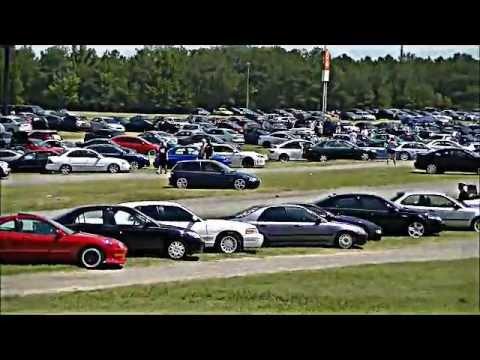 east coast honda meet 2012 caravan/show - YouTube