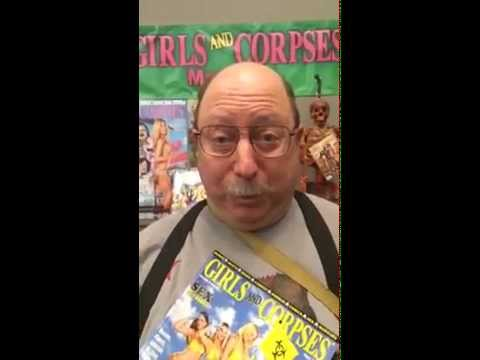 Everyone has a doppleganger. Even The Human Centipede 1&2 star Laurence R. Harvey
