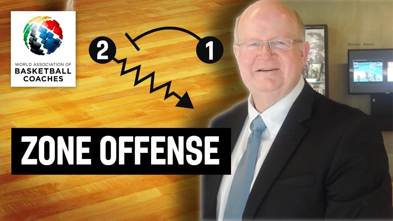 Zone Offense - Patrick Hunt -
