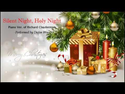 Richard Clayderman-Silent Night, Holy Night(MIDI Performed by Dajim Wu)
