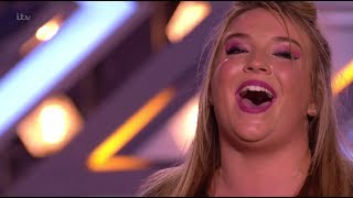 Jenny Ball: Her Friend Gets A NO, But She Delivers The FANTASTIC Audition - The X Factor UK 2017