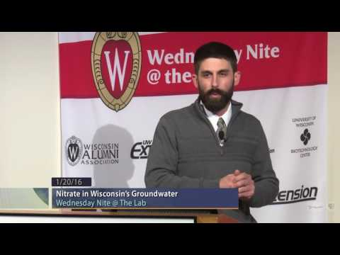 WPT University Place: Nitrate in Wisconsin's Groundwater