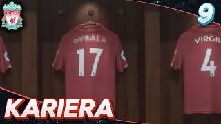 FIFA 20 - KARIERA LIVERPOOL | #09 - Transfer wielkiej gwiazdy!