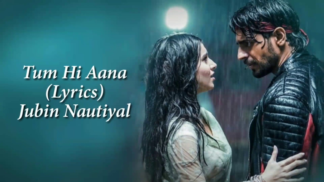Tum Hi Aana Chords from Marjavaan by Jubin nautiyal