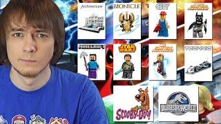 Новинки LEGO  второй половины 2015 года
