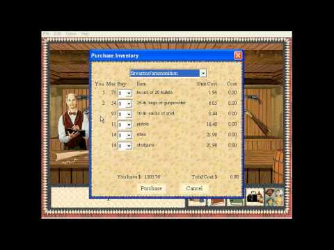 Let's Play Oregon Trail 5 - Part 1/2