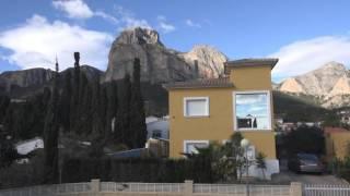 Дом в Полоп, Испания, побережье Коста Бланка. Недорогие дома в Испании