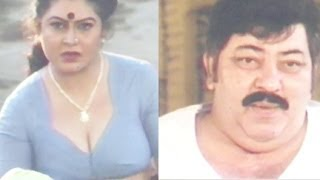 Amjad Khan Staring at Woman