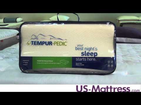 Tempur Pedic Neck Pillow Case Neckpillow