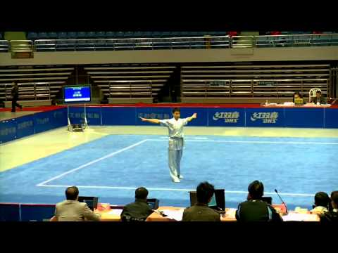 China Wushu Pre-Nationals