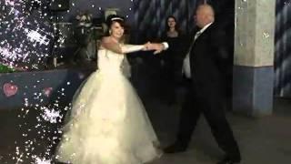 танец папы с дочкой тамада Тарасова Ирина