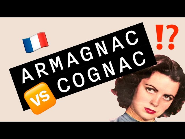 Whats the Difference Between Cognac and Armagnac? | School of Spirits